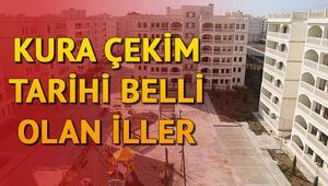 TOKİ Ankara kura çekim tarihleri belli oldu | İstanbul TOKİ kuraları ne zaman yapılacak