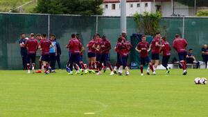 Trabzonsporda Kayserispor maçı hazırlıkları