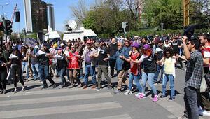 Ankarada 1 Mayıs kutlamaları sona erdi