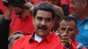 Venezuela Devlet Başkanı Maduro, darbe teşebbüsünün arkasındaki ismi açıkladı