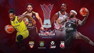 FIBA Şampiyonlar Liginde Dörtlü Final başlıyor