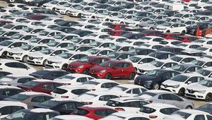 Mart ayında 58,7 bin adet taşıtın trafiğe kaydı yapıldı