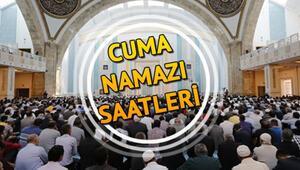 Cuma namazı İstanbul ve Ankarada saat kaçta kılınacak İstanbul Ankara cuma namazı saatleri