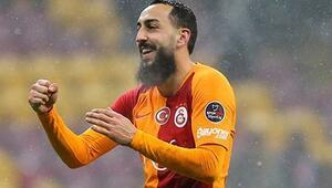 Galatasarayda şok Konstantinos Mitroglou...