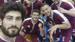 Beykoz Üniversitesi Futsal Takımı Avrupa yolcusu