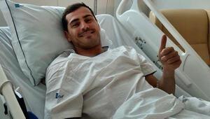 Iker Casillas devam edecek mi Son durumu...