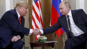 1,5 saatlik görüşmenin ardından Trumptan ilk açıklama: Putin ile Rus komedisini tartıştık
