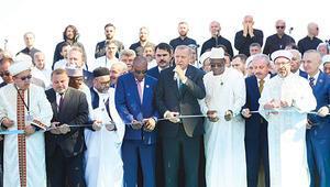Türkiyenin en büyüğü resmen açıldı