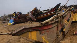 Hindistandaki Fani kasırgasında 8 kişi hayatını kaybetti
