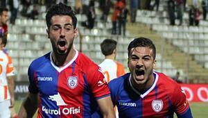 Altınordu, Adanasporu 90da geçti
