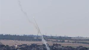 İsrail Gazzeyi vurdu: 1 Filistinli hayatını kaybetti