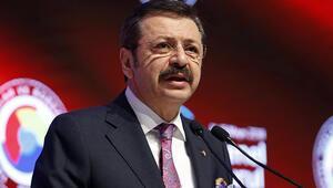 TOBB Başkanı Hisarcıklıoğlu: e-ihracatta fırsat çok büyük