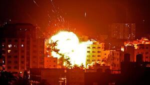 İsrail, AA ofisinin de bulunduğu binayı vurdu