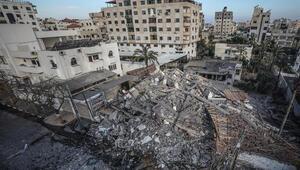İsrail ordusunun Gazzeye saldırısında 2 Filistinli şehit oldu