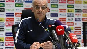 Ercan Kahyaoğlu: Gol atamazsak her şey geride kalıyor