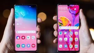 Huawei P30 Pro mu Galaxy S10 Plus mı