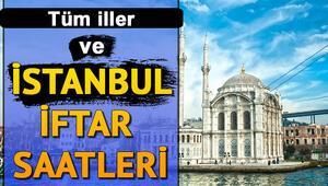 İstanbulda iftara kaç saat kaldı İşte il il iftar saatleri
