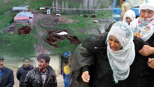 Erzurumda 17 Nisanda kaybolan Furkandan acı haber geldi