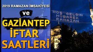 Gaziantep iftar saatleri.. 2019 Gaziantep Ramazan İmsakiyesi