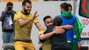Yeni Malatyaspor 7 maç sonra deplasmanda kazandı