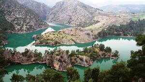 İç tekne turizminin yeni gözdesi 'Arapapıştı Kanyonu'