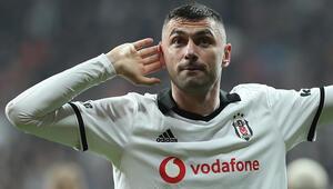Beşiktaşta sakat futbolcuların son durumu