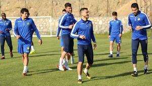 Malatyaspor'da Erzurumspor maçı hazırlıkları sürüyor