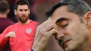 Valverdeden ayrılık açıklaması