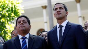 Venezuela'da muhalif AN Başkan Yardımcısı kalkışma girişiminden gözaltında