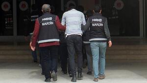Mardin merkezli 7 ilde FETÖ operasyonu: 12 gözaltı
