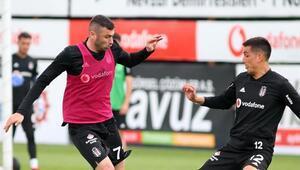 Beşiktaşta Alanyaspor hazırlıkları sürüyor