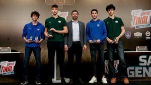 Gençler Liginde Dörtlü Final yarın başlıyor