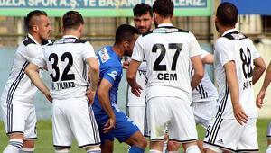 Tuzlaspor - Manisa BŞB: 0-2