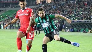 Sakaryaspor - Samsunspor: 1-0