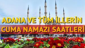 Tüm illerin Cuma ezan vakti Adanada Cuma namazı saat kaçta