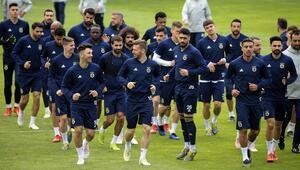 Fenerbahçede Akhisarspor maçı hazırlıkları