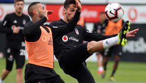Beşiktaşta Alanyaspor maçı hazırlıkları