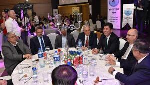 Başkan Bakkalcıoğlu, TSOnun iftar yemeğine katıldı