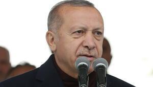 Son dakika: Cumhurbaşkanı Erdoğan: Camiler sadece betondan ibaret yapılar değildir