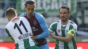Trabzonspor, Konya deplasmanında 9 yıldır...