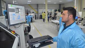 Amasyada üretilen LED ekranlar Katar yolunda