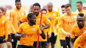 İşte Galatasarayın kupa kadrosu Mitroglou...
