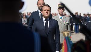 2 asker öldü Macron, böyle dedi: Gerekli bir operasyondu