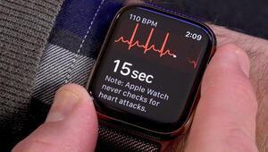 Apple Watch kullanıcılarına sürpriz özellik