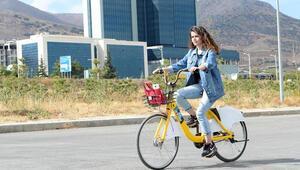 Bisikletli ulaşım farkındalığı için Türkiyeye iletişim fonu