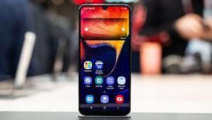 Samsung Galaxy A50 güncellemesi yayında Yeni neler var