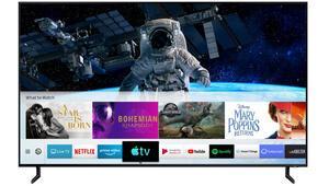 Samsung, Apple TV Uygulamasını sunan ilk TV üreticisi oldu