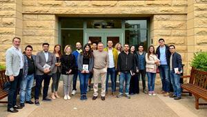 Türk eğitimciden Stanford Üniversitesi'nde konferans