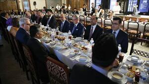 Türkiyenin Washington Büyükelçiliğinden iftar yemeği