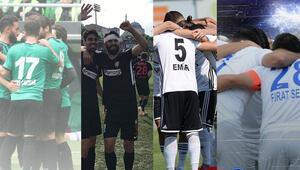 2. Ligde play-off yarı final heyacanı yarın başlıyor